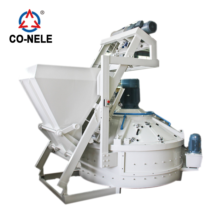 MP1000 planetary concrete mixer price for concrete plant