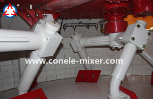 MP3000 Planetary concrete mixer