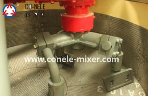 MP750 Planetary concrete mixer