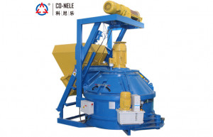 MP330 Planetary concrete mixer