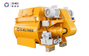Twin shaft concrete mixer CTS