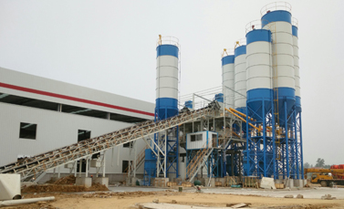 Cement pipe production