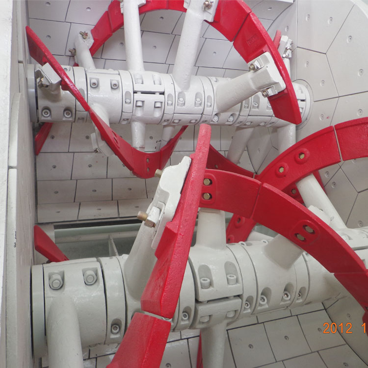 Co-Nele 1000 m³ Double screw concrete mixer Featured Image