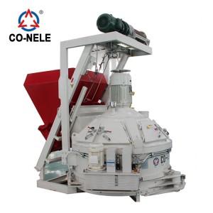 MP500 Planetary concrete mixer