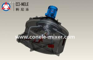 MP100 Planetary concrete mixer
