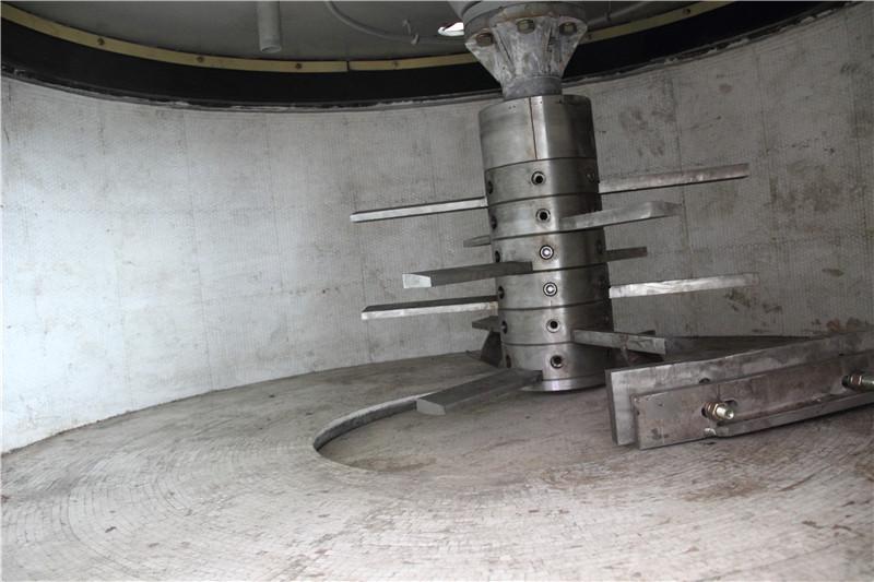 castable mixer