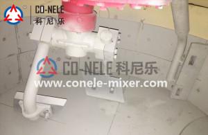 MP250 Planetary concrete mixer