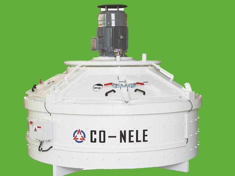 JN1000 MP1000 Industrial planetary precast concrete mixer