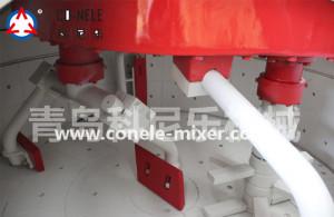 MP330 Planetary concrete mixer