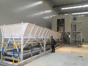 60 large concrete mixing plant