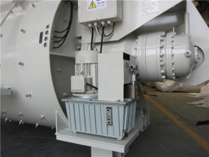 Hydraulic pumping station