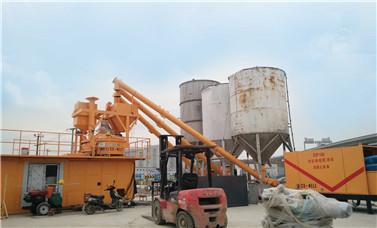 Schiuma impianti di betonaggio